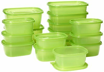 Debbie Meyer 32 Piece UltraLite GreenBoxes - Green, New, Free Shipping