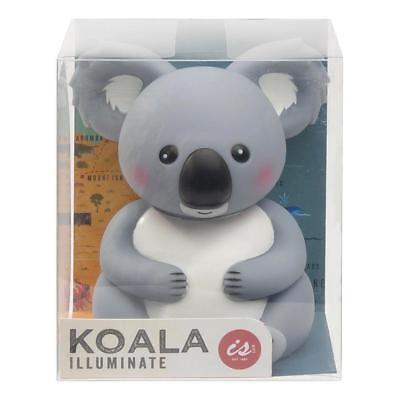 Koala LED Touch Lamp Nursery Kids Rechargeable Cute Cool Night Light Adjustable