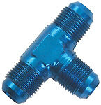 15285-Powerflow-Aluminum-10AN-Flare-Tee-Adapter-Fuel-Line-Fitting