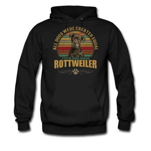 Perro Rottweiler Mi Mejor Amigo Sudadera El Mejor Suave Hoodie Mascota BBF