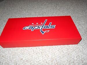 Washington-Capitals-Season-Ticket-Holder-2013-2014-Scarf-Lanyard-Brand-New