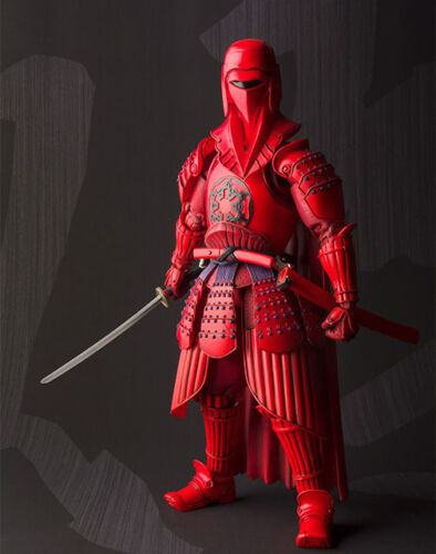 "2019 Hot Sale Star Wars Movie Realization  Japanese Samurai  Action Figure 7/""New"