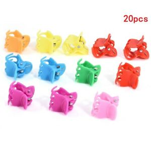 20Pcs-Colorful-Cute-Assorted-Mini-Small-Plastic-Hair-Clips-Claws-Clamps-Gift