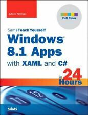 Windows 8.1 Apps with XAML and C# Sams Teach Yourself in 24 Hours-ExLibrary
