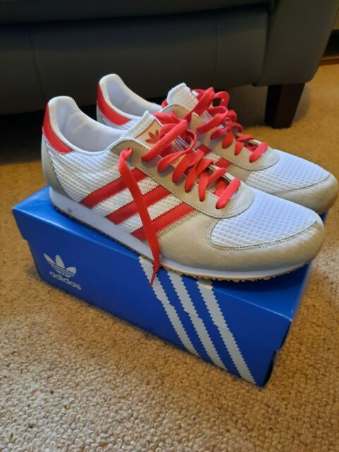 Mens Adidas Adistar Trainers UK Size 10.5. Exc condition