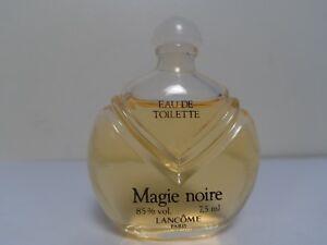 Details Toilette About Lancome Eau 5ml Noire 7 France In New Magie Vintage Made De xorBdWCe
