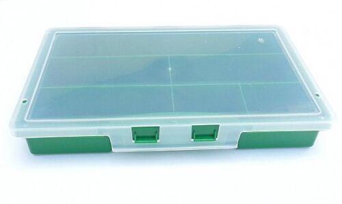 Kleinteilebox Kunststoffbox Box Schraubenbox Anglerbox Aufbewahrungsbox Neu