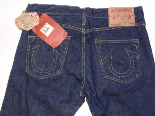 Xxx Jack denim 34l True Religion Texas 30 donkerblauwe nieuwe Vg X W jeans xqtfBX