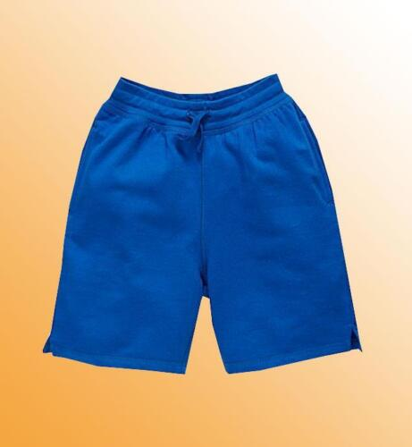 13 years Blue Cotton Leisure Active Wear Admiral Boys Shorts Size 12