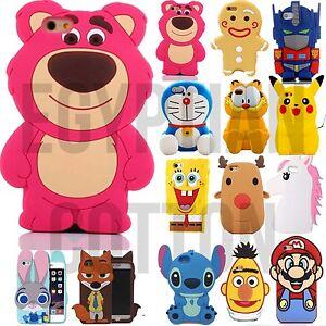 Per i modelli iphone giocattolo casi collection 3d carino for Modelli case 3d