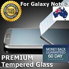 Samsung Galaxy Note 3 Tempered Glass Screen Protector Touch Sensitive Clear