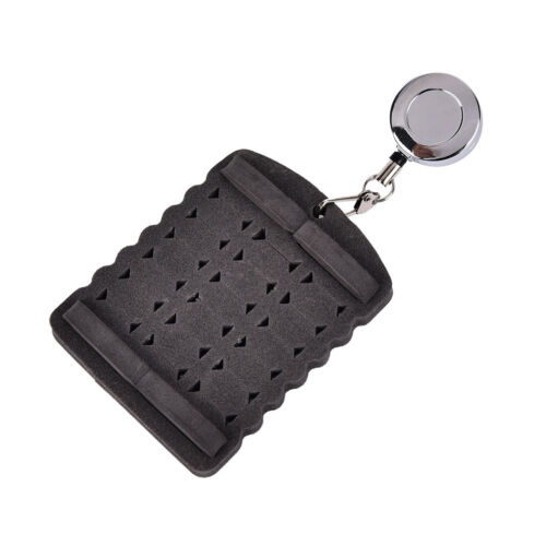 Fly fishing flytying accessorie J7 Ripple foam fly drying patch clip on