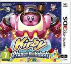 Kirby Planet Robobot Nintendo 3ds