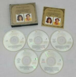 CARPENTERS-MAGICAL-MEMORIES-5-CD-READERS-DIGEST-GREATEST-HITS