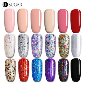 7 5ml Ur Sugar Uv Gel Nail Polish Semi Permanent Gel Varnish Soak