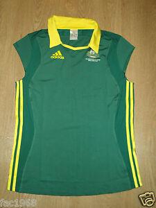 Commonwealth M Adidas India Verde Camiseta Delhi 2010 Xix Nuevo Australia Juegos BqF11w