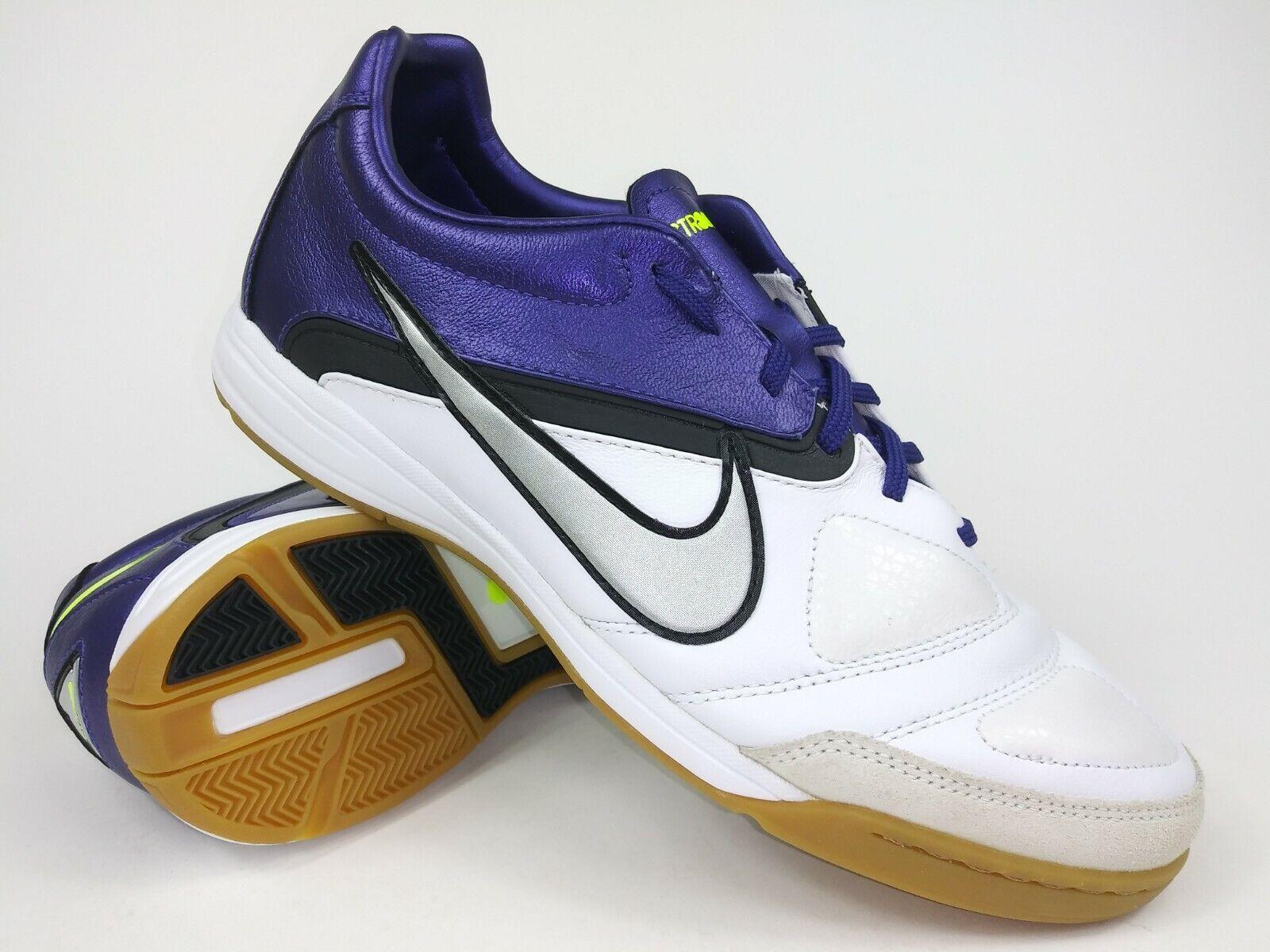 Nike Hombre Raro CTR360 Liberetto ll IC 429534-105 blancoo Interior Zapatos Talla 11.5