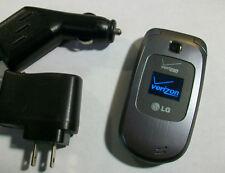 GOOD LG vn150S Revere 2 II Camera CDMA Bluetooth Speaker Flip VERIZON Cell Phone