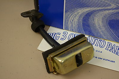 Saturn SC1 SC2 Coupe Left Hand Driver Side DOOR CHECK Stop Linkage new OEM
