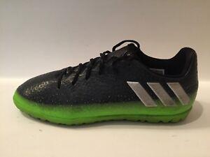 2232229d853 Kids adidas Performance Messi 16.3 Indoor Soccer Shoe Dark Grey ...