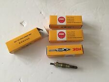 LAND Rover 90/110 FORD ESCORT FIESTA IVECO Daily Glow PLUGS x4 NUOVI Y907R 16F