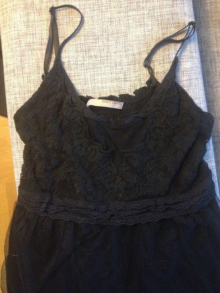 Anden kjole, Saint Tropez, str. S
