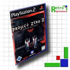 Project Zero II 2 - Crimson Butterfly [PS2] [SLES-52384]