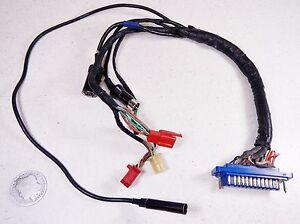s l300 86 honda gl1200a gold wing radio stereo wiring hanress & antenna