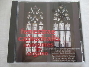 Fenestrae-Cathedralis-Cantantes-in-Organo-Hans-Ossing-Dom-zu-Muenster-CD-NW
