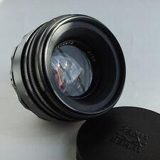 Helios 44-2 Nice Russian Portrait Camera Lens f2 58mm Soviet SLR M42 Mount USSR
