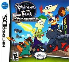 Phineas and Ferb: Across the 2nd Dimension Ds ez