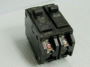 GENERAL ELECTRIC CIRCUIT BREAKER 35 AMP