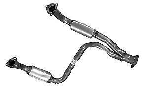 01-03 Highlander 3.0L fits/>Lexus//Toyota Y-Pipe w//Cat 99-03 RX300 3.0L