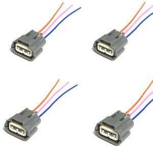 details about 4x ignition coil pack wiring harness connector for mazda 3 6 mx 5 miata cx 7 Coil Pack Secondary IGN
