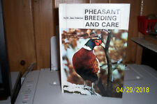 Pheasant Breeding And Care By Jean Delacour 1978 Hardcover Egg Hatching