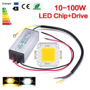 LED-Chip-LED-Driver-10W-20W30W-50W70W-100W-Alimentazione-SMD-da-impermeabile-DIY