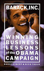 Barack, Inc.: Winning Business Lessons of the Obama Campaign by Barry Libert, Rick Faulk (Hardback, 2009)