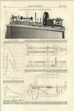 1897 Polarizzatore FOTO Cronografo 1