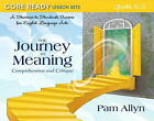 Core Ready Lesson Sets for Grades K-2: A Staircase to Standards Success for English Language Arts, the Journey to Meaning: Comprehension and Critique by Pam Allyn (Paperback, 2013)
