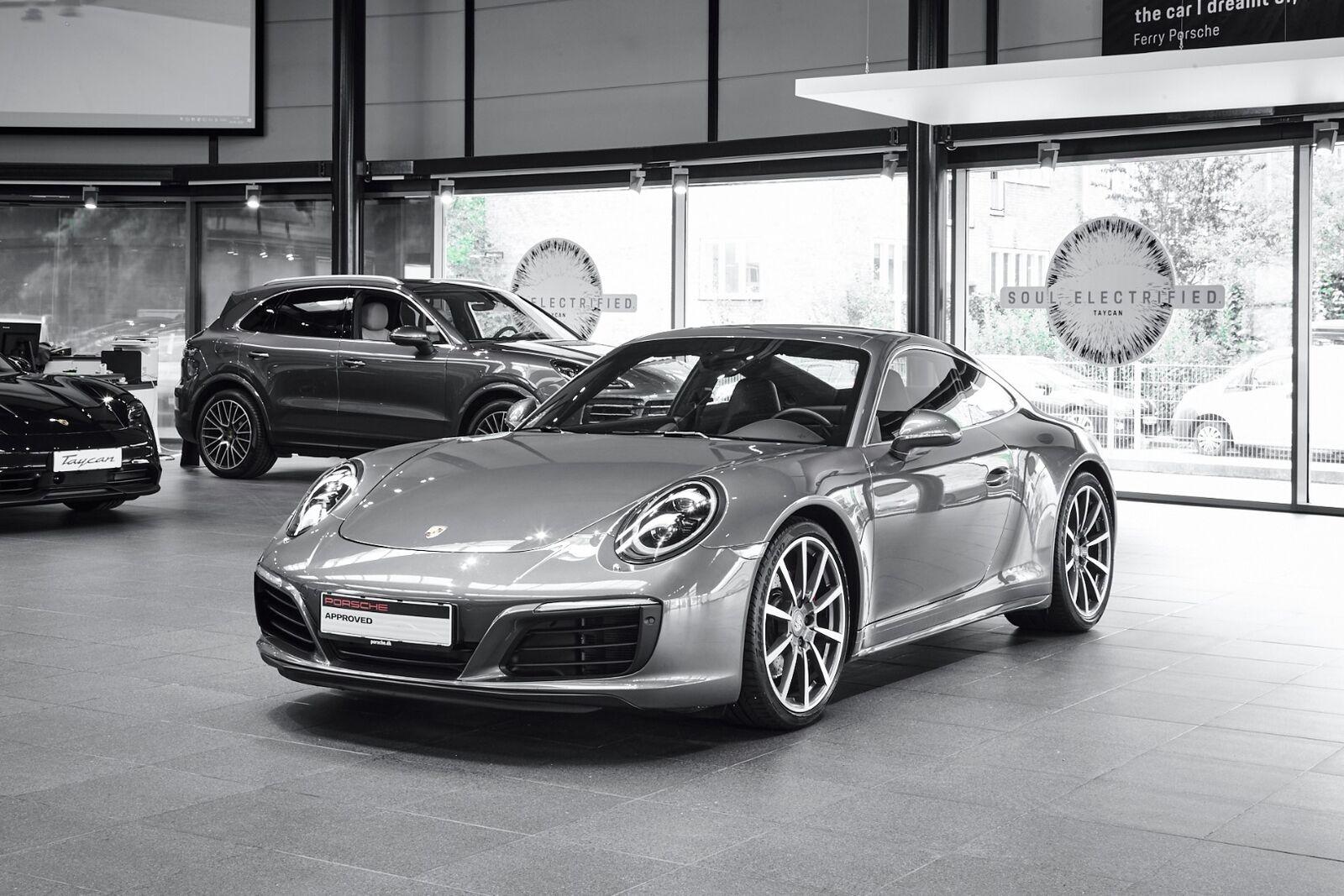 Porsche 911 Carrera 4S 3,0 Coupé PDK 2d - 9.263 kr.