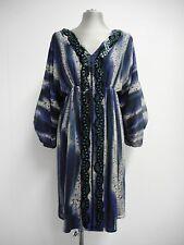 "Beautiful silk dress 2 love by Tony Cohen lightweight M UK12 36"" empire line"