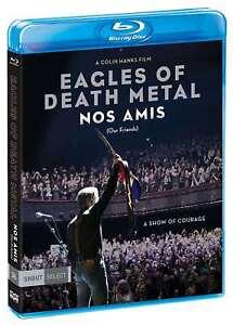 NUOVO-Eagles-of-Death-Metal-NOS-Amis-I-nostri-amici-BLU-RAY-Josh-Homme