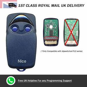 Nice-FLO2-Gate-Remote-Control-Fob-Genuine-Nice