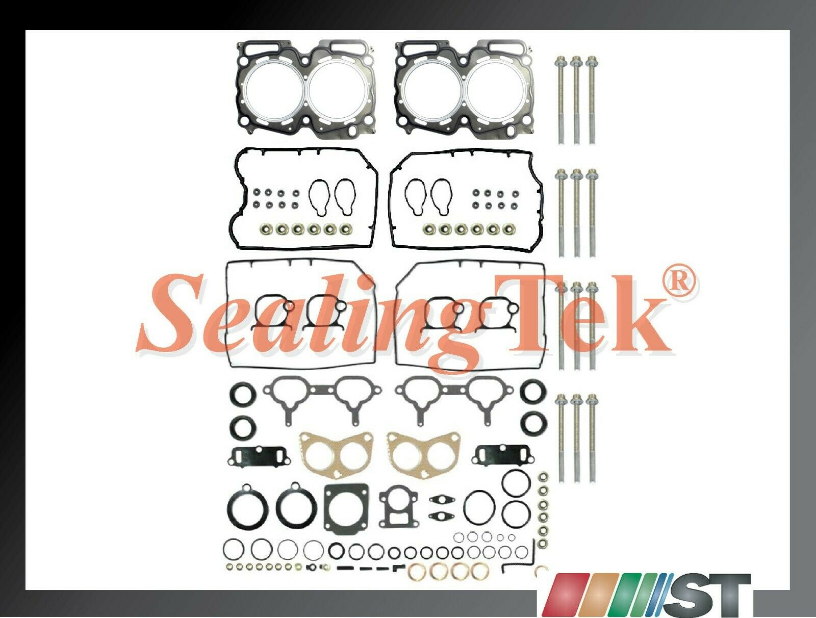 Head Gasket Bolts Set for 96-99 Subaru Impreza Legacy Forester 2.5 DOHC EJ25D