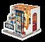Indexbild 26 - DIY Bausatz für Miniatur Haus Bastelset Modellbau Puppenhaus Robotime Rolife