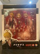 MAFEX Meliodas The Seven Deadly Sins Action Figure No.014 Medicom Toy rare japan