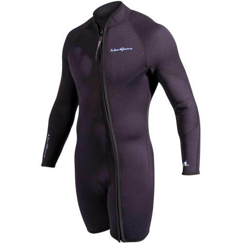 7mm Men/'s NeoSport WATERMAN Step-In Wetsuit Jacket