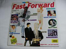 FAST FOWARD Vinyl Lp Star 2520 Roxette Travolta Betty Boo Kylie Minogue NK Block