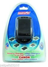 DIGIPOWER CANON TC-500C~ DIGIPOWER TRAVEL CHARGER For Digital Cameras Brand