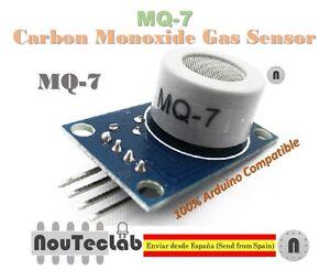 Analytique Mq-7 Mq7 Carbon Monoxide Gas Sensor Detection Alarm Sensor Module For Arduino Avec Le Meilleur Service